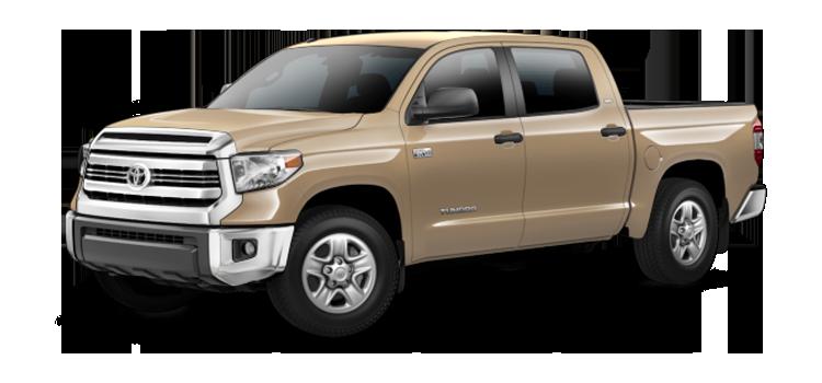 used 2017 Toyota Tundra Crew Max 4x2 5.7L V8 FFV SR5