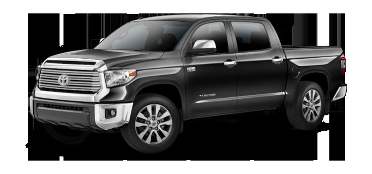 New 2017 Toyota Tundra Crew Max 4x4 5.7L V8 FFV Limited