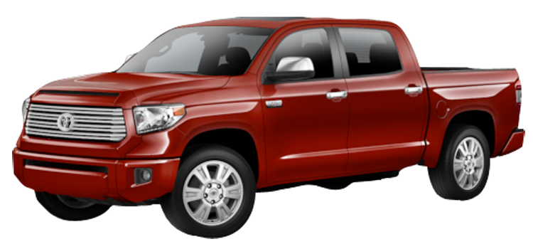 New 2017 Toyota Tundra Crew Max 4x4 5.7L V8 Platinum Grade