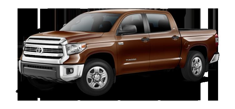 New 2017 Toyota Tundra Crew Max 4x4 5.7L V8 FFV SR5