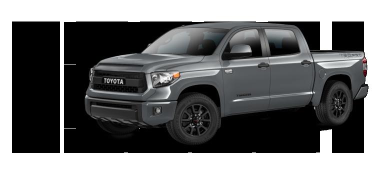 New 2017 Toyota Tundra Crew Max 4x4 5.7L V8 TRD Pro Grade