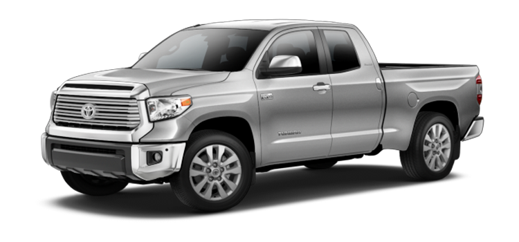 New 2017 Toyota Tundra Double Cab 4x2 5.7L V8 FFV Limited