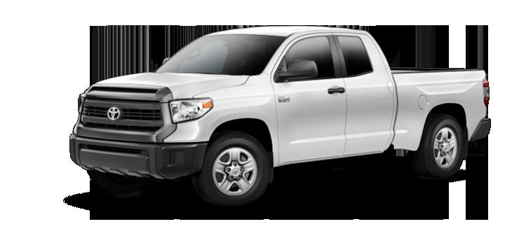 New 2017 Toyota Tundra Double Cab 4x2 4.6L V8 SR Grade