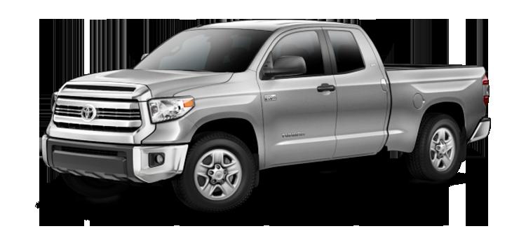 new 2017 Toyota Tundra Double Cab 4x2 5.7L V8 FFV SR5