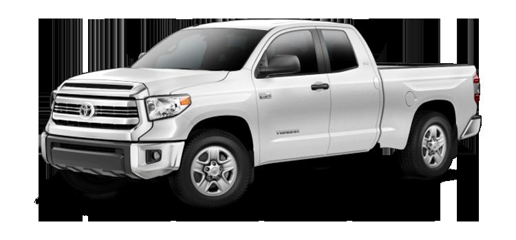 New 2017 Toyota Tundra Double Cab 4x2 4.6L V8 SR5