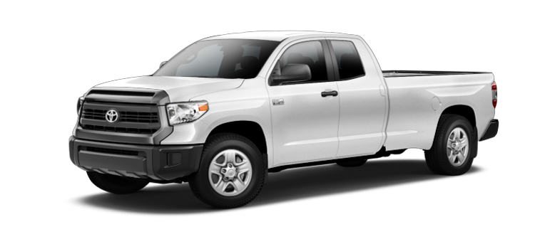 New 2017 Toyota Tundra Double Cab 4x4 5.7L V8 Long Bed FFV SR Grade