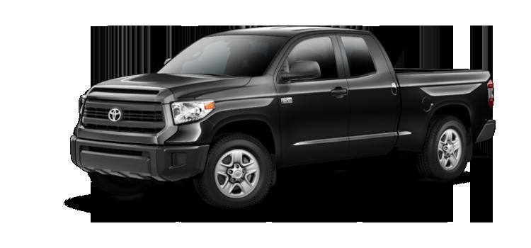 New 2017 Toyota Tundra Double Cab 4x4 4.6L V8 SR Grade