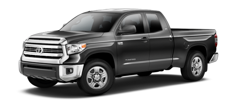 New 2017 Toyota Tundra Double Cab 4x4 5.7L V8 FFV SR5