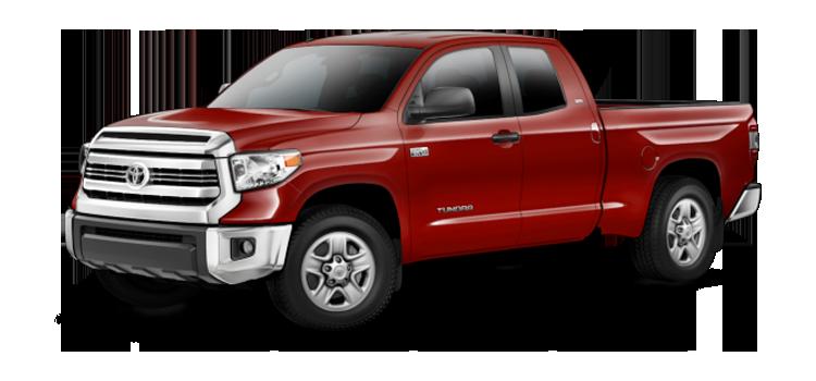 New 2017 Toyota Tundra Double Cab 4x4 5.7L V8 SR5