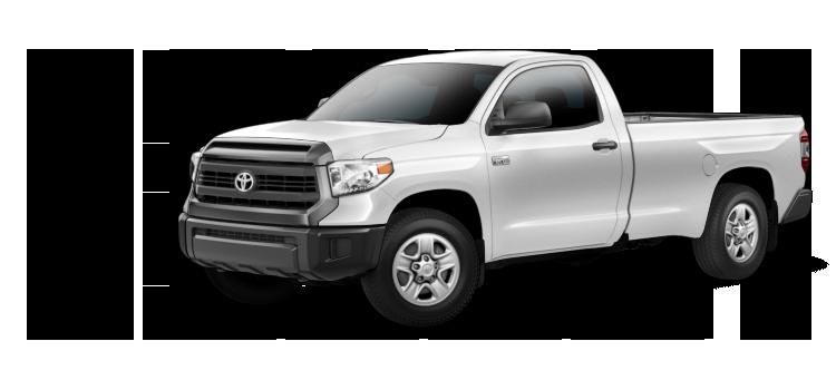 2017 Toyota Tundra Regular Cab 4x2