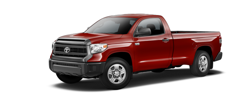Tundra Regular Cab 4x2