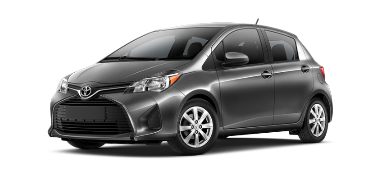 New 2017 Toyota Yaris Automatic LE