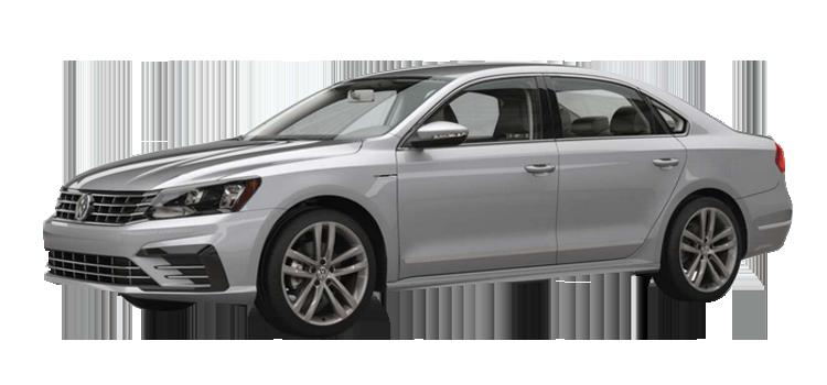 used 2017 Volkswagen Passat R-Line