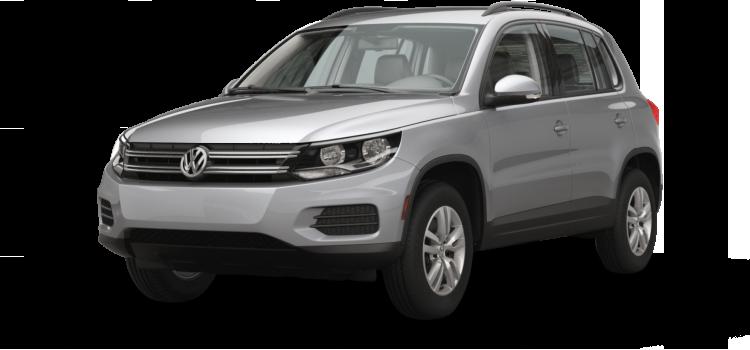 2017 Volkswagen Tiguan Limited 2.0T S FWD
