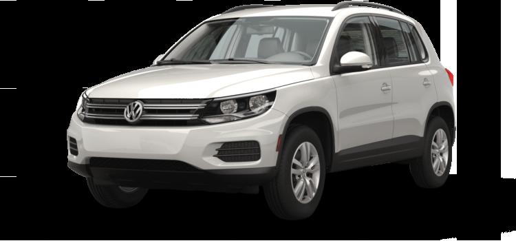 used 2017 Volkswagen Tiguan S