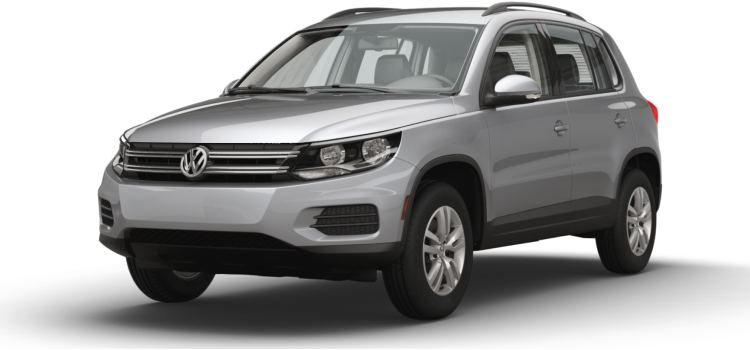 2017 Volkswagen Tiguan Limited 2.0T 4MOTION