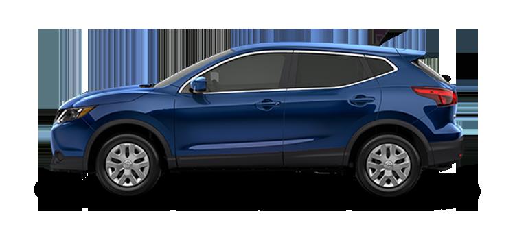 New 2018.5 Nissan Rogue Sport 2.0L I4 S
