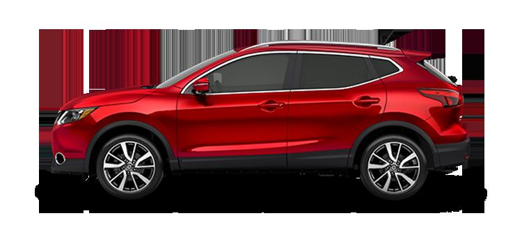 new 2018.5 Nissan Rogue Sport 2.0L I4 SL