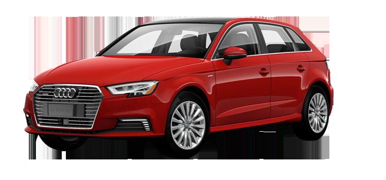 2018 Audi A3 Sportback E Tron 1 4 Tfsi Door Fwd Wagon Colorsoptionsbuild