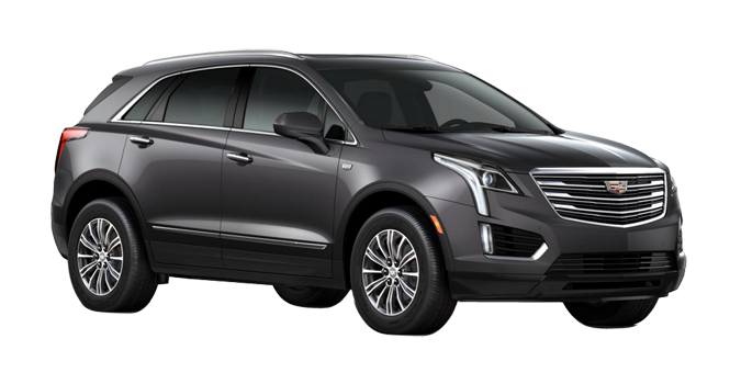 used 2018 Cadillac XT5 Luxury FWD