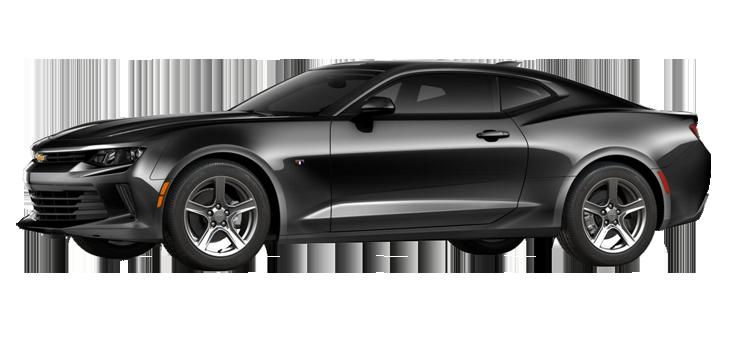 2018 Chevrolet Camaro 1LT 2D Coupe