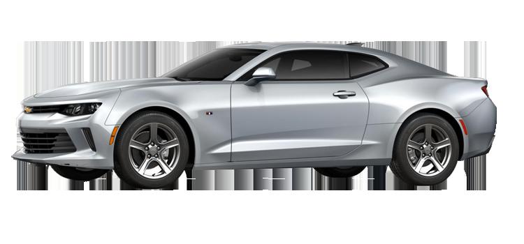 2018 Chevrolet Camaro 2LT 2D Coupe