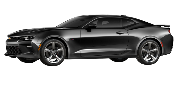 2018 Chevrolet Camaro SS 2D Coupe