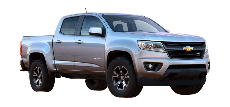 used 2018 Chevrolet Colorado 4WD Z71