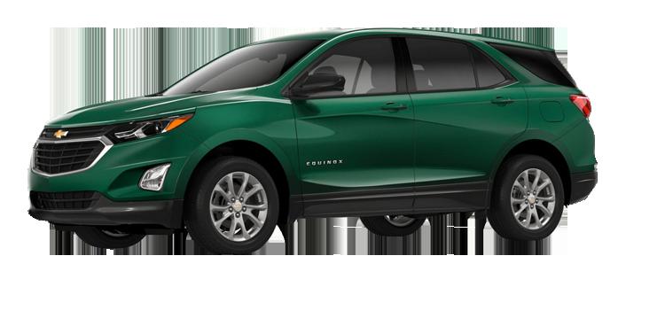 2018 Chevrolet Equinox image