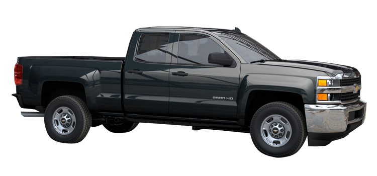 Silverado 2500HD Double Cab