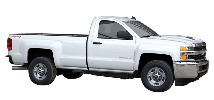 Silverado 2500HD Regular Cab