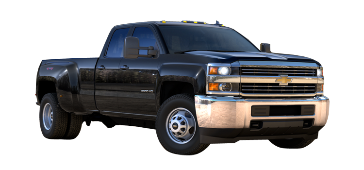 Silverado 3500HD DRW Double Cab