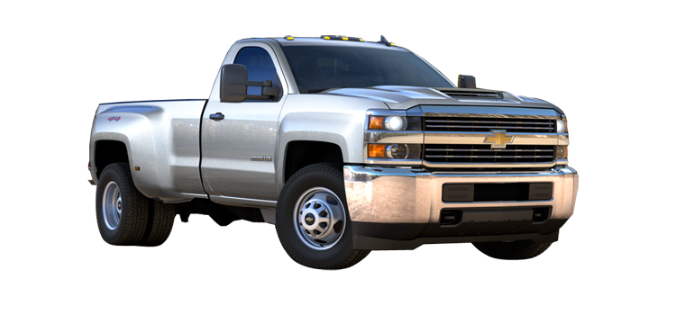 Silverado 3500HD DRW Regular Cab
