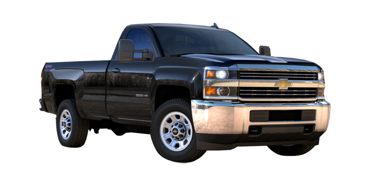 Silverado 3500HD SRW Regular Cab