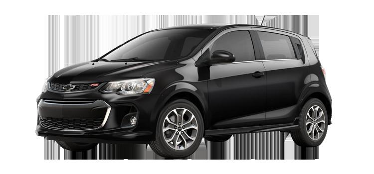 used 2018 Chevrolet Sonic LT