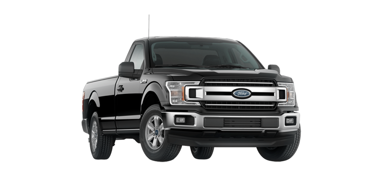 Manor Ford - 2018 Ford F-150 Regular Cab 8