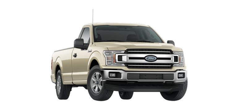 Round Rock Ford - 2018 Ford F-150 Regular Cab 8
