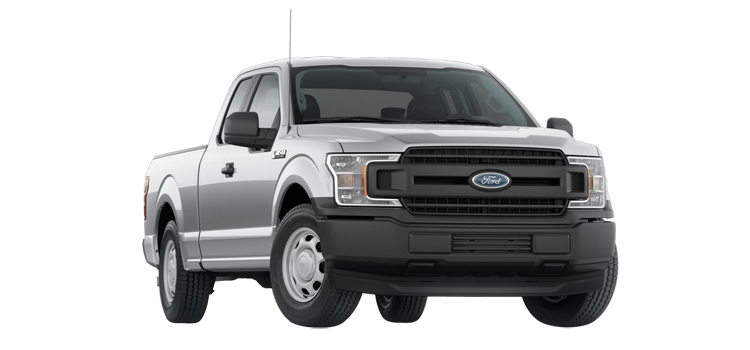 Round Rock Ford - 2018 Ford F-150 SuperCab 6.5