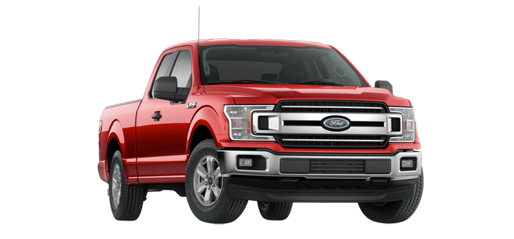 Maxwell Ford - 2018 Ford F-150 SuperCab 6.5