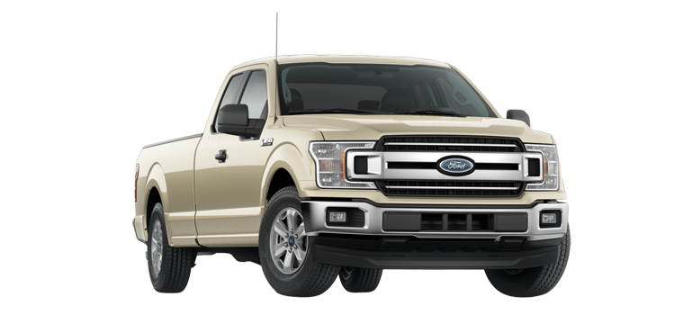 Round Rock Ford - 2018 Ford F-150 SuperCab 8