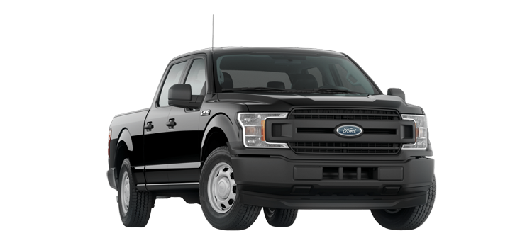 Bastrop Ford - 2018 Ford F-150 SuperCrew 6.5