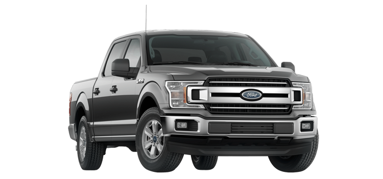 Maxwell Ford - 2018 Ford F-150 SuperCrew 5.5