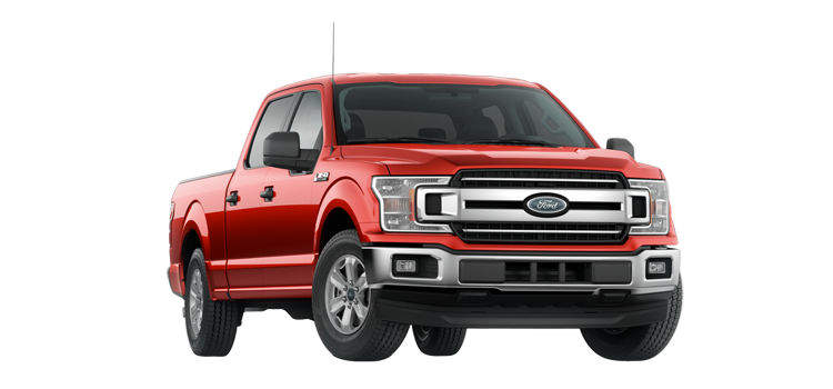 Georgetown Ford - 2018 Ford F-150 SuperCrew 6.5