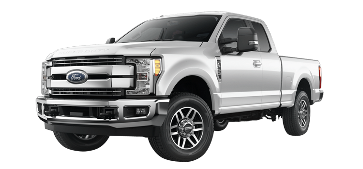 Georgetown Ford - 2018 Ford Super Duty F-250 SuperCab 6.75