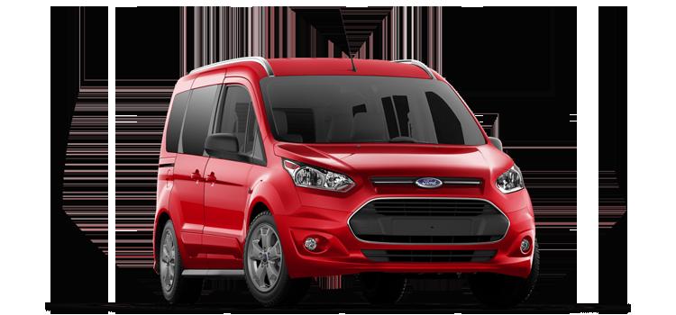 Austin Ford - 2018 Ford Transit Connect SWB Titanium