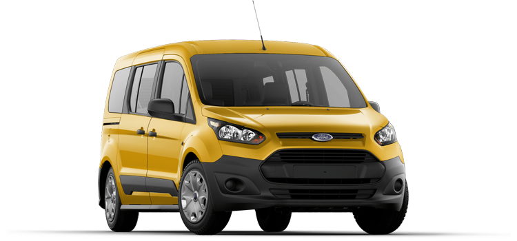 San Marcos Ford - 2018 Ford Transit Connect (Rear Liftgate) XL