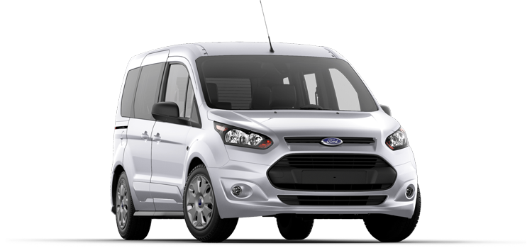 Bastrop Ford - 2018 Ford Transit Connect (Rear Liftgate) XLT