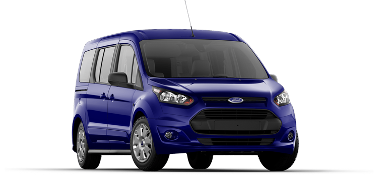 Round Rock Ford - 2018 Ford Transit Connect LWB (Rear Liftgate) XLT