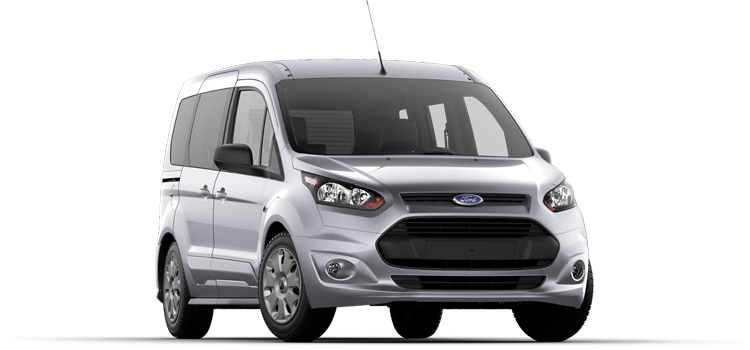Hutto Ford - 2018 Ford Transit Connect (Rear 180 Degree Door) XLT