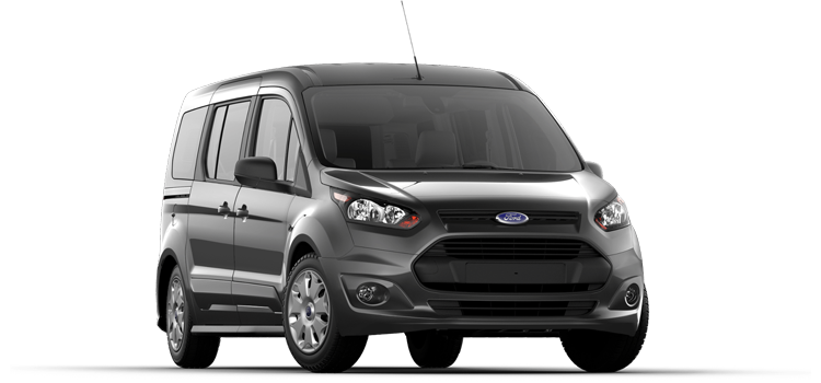 Bastrop Ford - 2018 Ford Transit Connect LWB (Rear 180 Degree Door) XLT